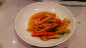龍の子 お漬物 腌菜