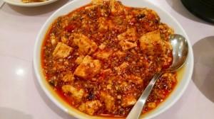龍の子 麻婆豆腐