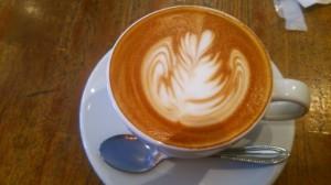ダブルトールカフェ  コーヒー  咖啡
