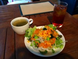 BLUE GARDEN(ブルーガーデン)    サラダ  沙拉