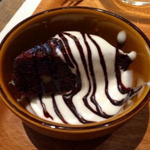 ハンズカフェ チョコレートケーキ 巧克力蛋糕