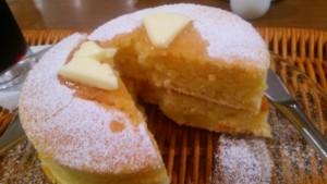 神宮苑(じんぐうえん) ホットケーキ 薄煎饼