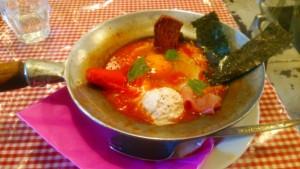 ビオ オジヤンカフェ bio ojiyan cafe トマトおじや 番茄菜粥