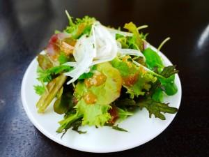 ロイクラトンリゾート サラダ 沙拉