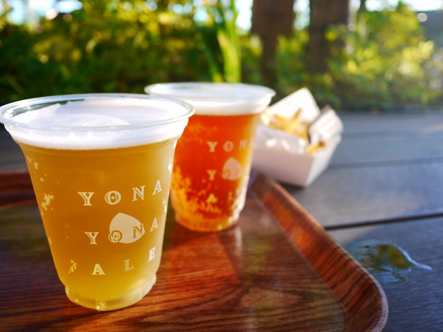 OMOHARA BEER FOREST  by YONA YONA BEER WORKS
