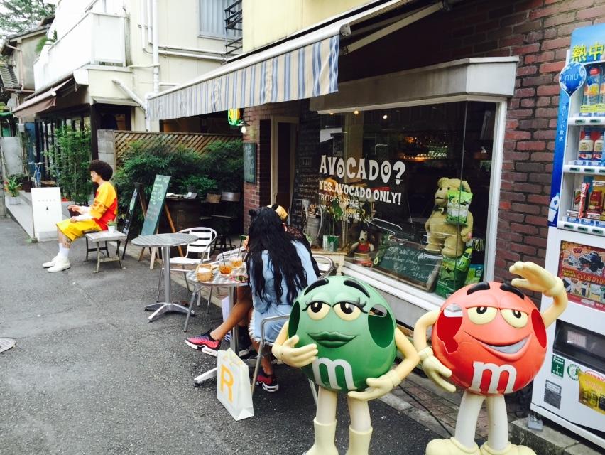 原宿 アボカド 専門店 ローリーズ rollys ランチ テイクアウト