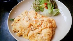 Cafe na. カフェな 和風オムライス 日式蛋包饭