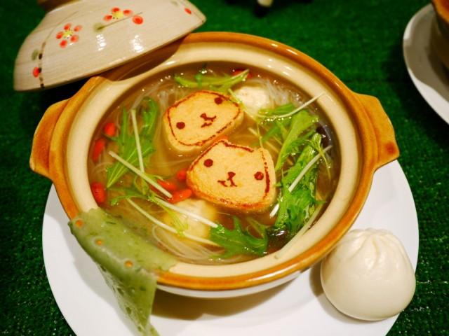 原宿 表参道 カフェ カピバラさん 温泉スープ 温泉汤