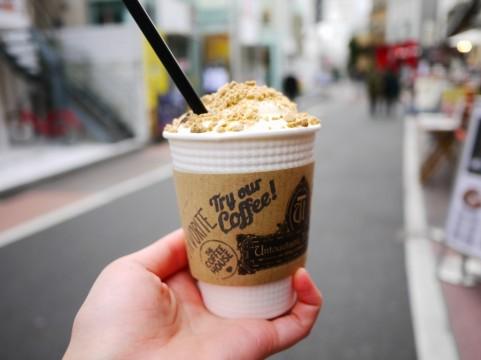 【原宿・表参道】 Untouchable Toffee Co アンタッチャブル・タフィー タフィードリンク 饮品