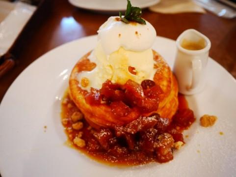 【原宿・北参道】 yao (ヤオ) タイ料理  パンケーキ 松饼