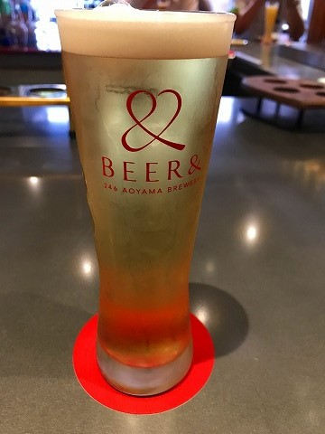 BEER& 246 aoyama brewery