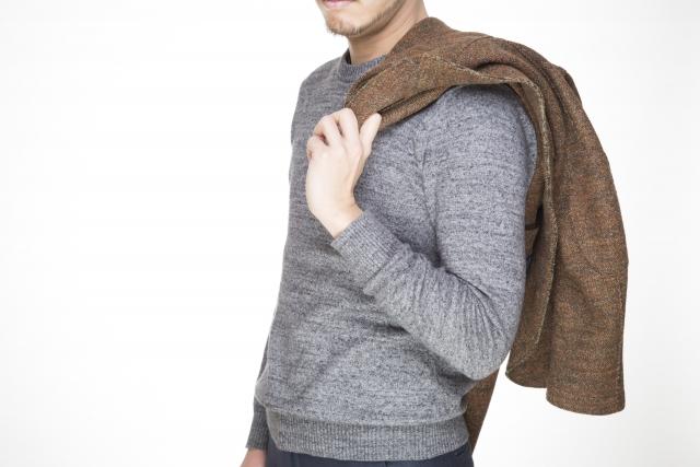 menセーター