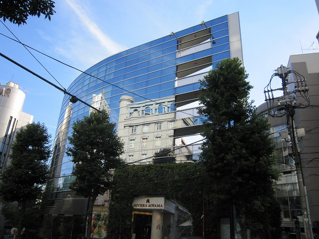 リビエラ南青山ビル