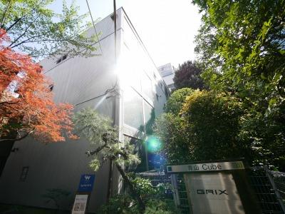 青山Cube