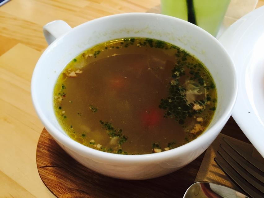 10種ベジタブルコンソメスープ