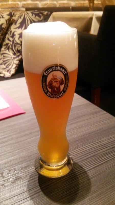 シュペッツレ カフェ&ワイン 表参道ヒルズ店(【旧店名】レーゼン ヴァルト) ビール