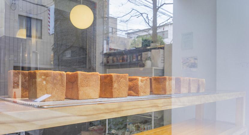 食パン「ムー」 出典:パンとエスプレッソと http://www.bread-espresso.jp/shop/omotesando.html