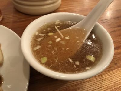 あんかけ 柔らかい焼きそば スープ付