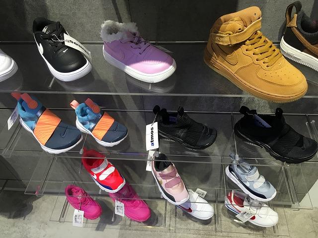 子供靴(キッズシューズ)