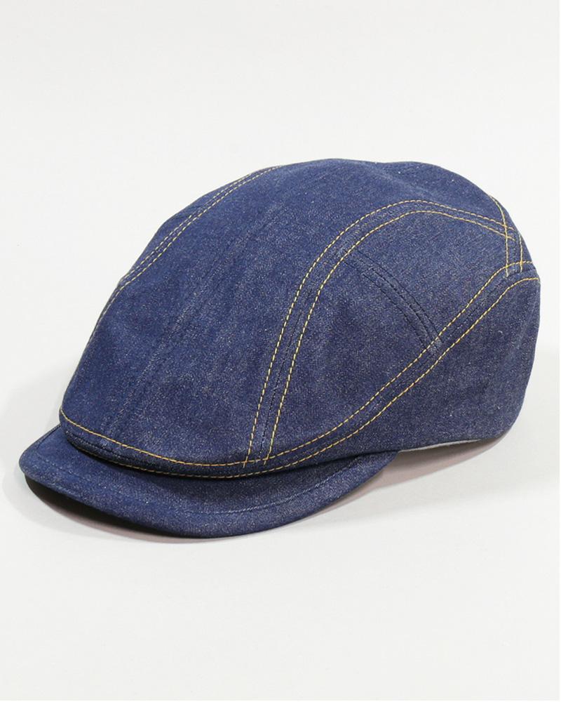 ハンチング帽 出典:CA4LA  https://www.ca4la.com/item_list.html