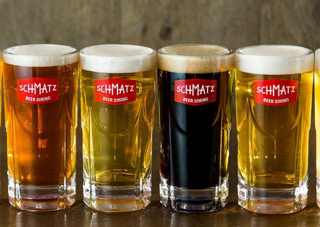 シュマッツ ビアスタンド(Schmatz Beer Stand) 出典:Schmatz https://www.schmatz.jp/