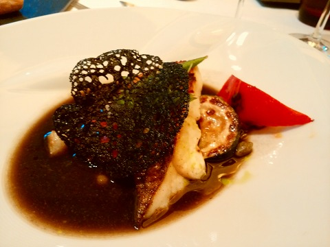 メイン・魚料理