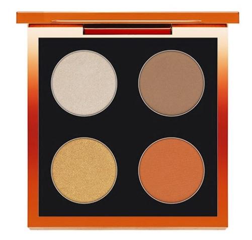 スモール アイシャドウ x4: ショウ ュエ 出典:https://www.maccosmetics.jp/product/13835/74976/makeup/-/eye-shadow-x4-baili-yueshou