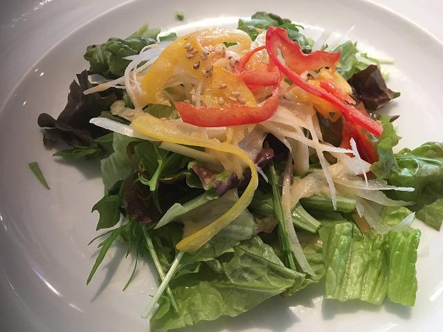 ランチコース 色々なお野菜ミックスサラダ