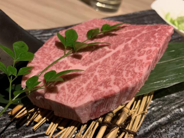 近江牛シャトーブリアン