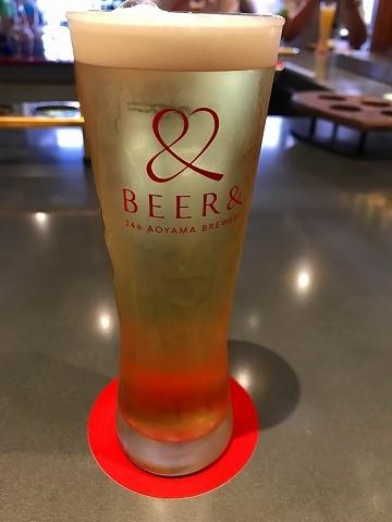 ビアランド 246 アオヤマ ブリュワリー (BEER& 246 aoyama brewery) ビール