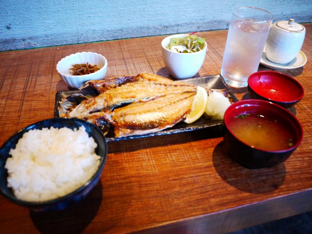 鱈の自家製西京漬け焼き定食