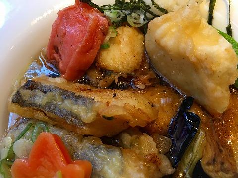 白身魚ともっちり生麩の揚げ出し定食
