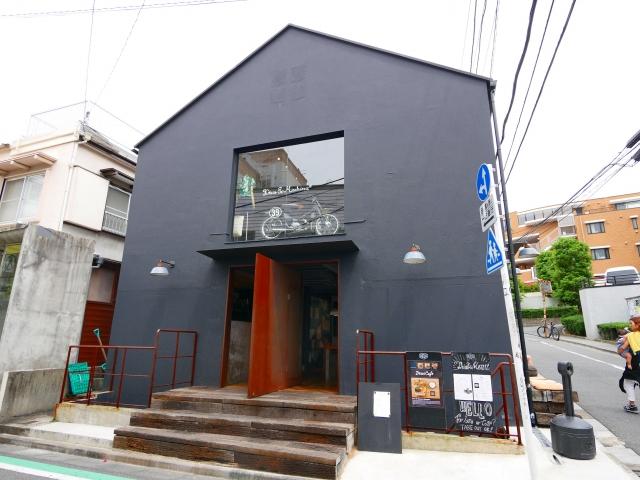 【閉店】デウス エクス マキナ(DEUS EX MACHINA) 原宿 カフェ