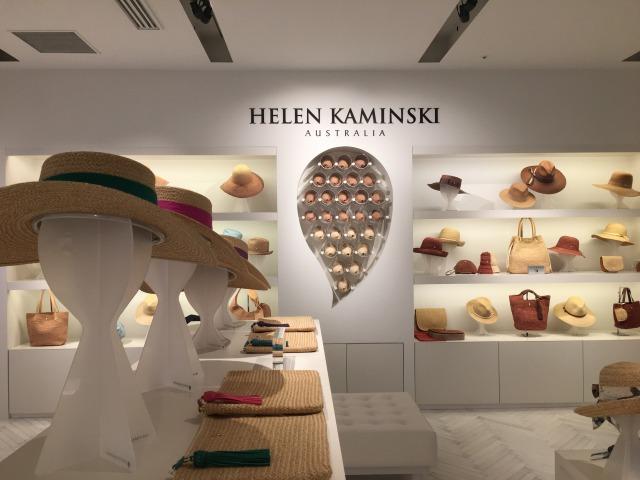 【閉店】Helen Kaminski(ヘレンカミンスキー) 表参道フラッグシップストア