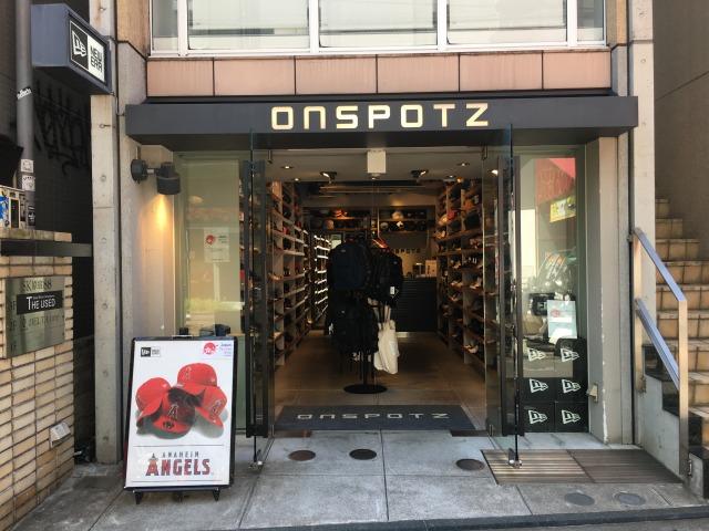 ONSPOTZ 原宿店(オンスポッツ)