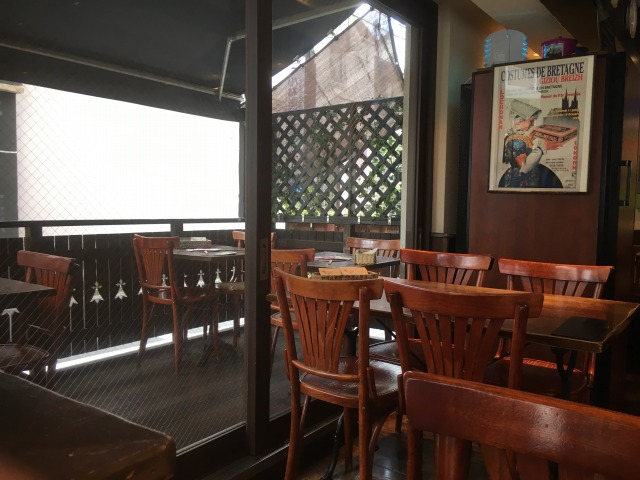 ブレッツカフェ クレープリー 表参道店 (【旧店名:ル・ブルターニュ 表参道店)