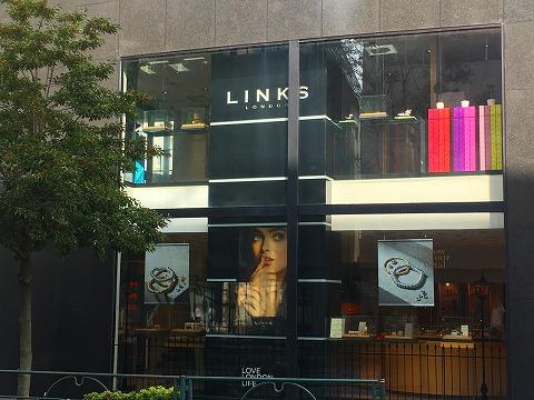 「リンクス オブ ロンドン青山店(東京都港区南青山4-21)」の画像検索結果