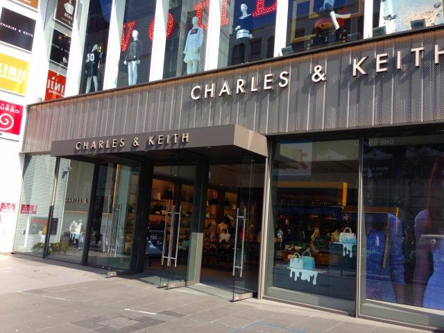 【閉店】チャールズ&キース 原宿店 (CHARLES & KEITH)