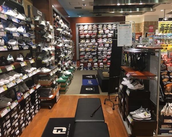 ヴィクトリアゴルフ(Victoria Golf )青山店