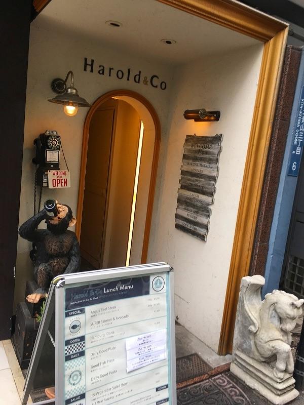 ハロルド アンド コー(Harold&Co)